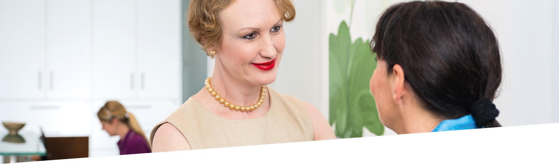 Beratung Plastische Chirurgie München - Dr. med. Dr. med. Christina Günter
