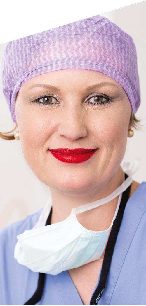 Dr. med. Dr. med. Christina Günter - Plastische Chirurgie München