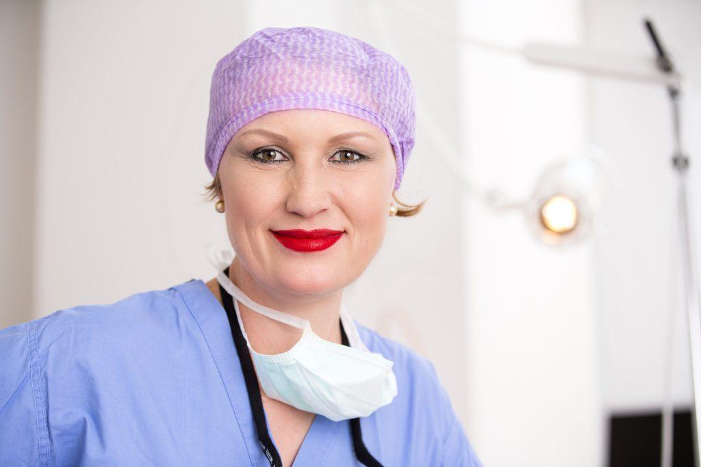 Plastische Chirurgin in München, Dr. Med. Christina Günter